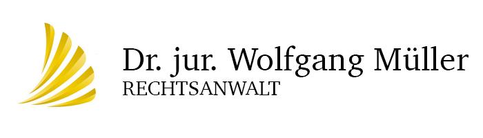 RA Dr. jur. Wolfgang Müller